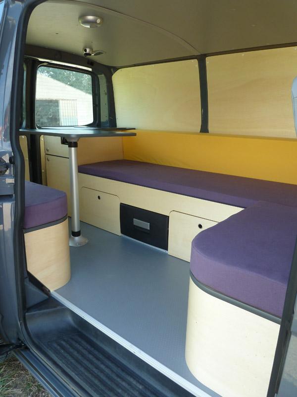 Ford Transit Van >> Kit d'aménagement North - Van Mania, aménagement de fourgon