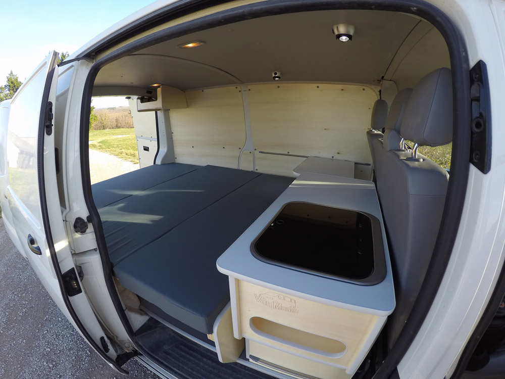 Bien-aimé Kit amenagement ford transit custom - doccas voiture JG19