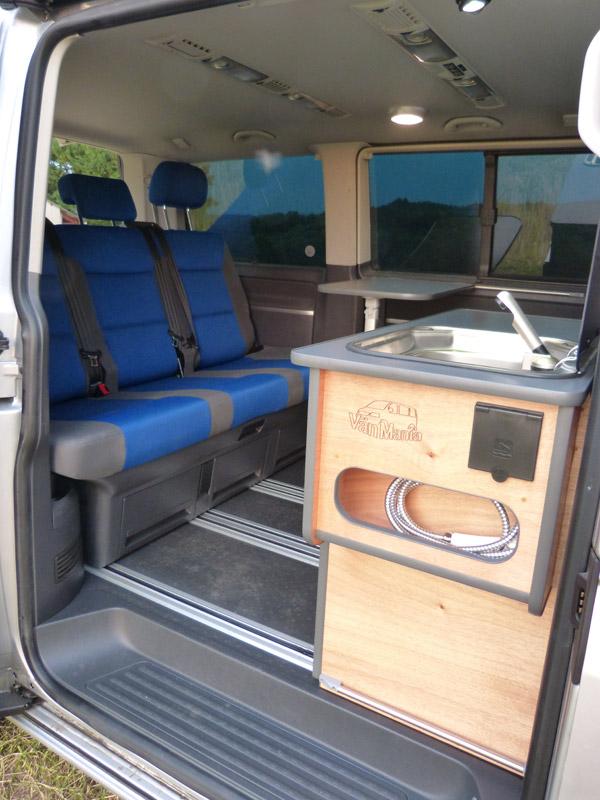 Ford Transit Van >> Kit d'aménagement West - Van Mania, aménagement de fourgon