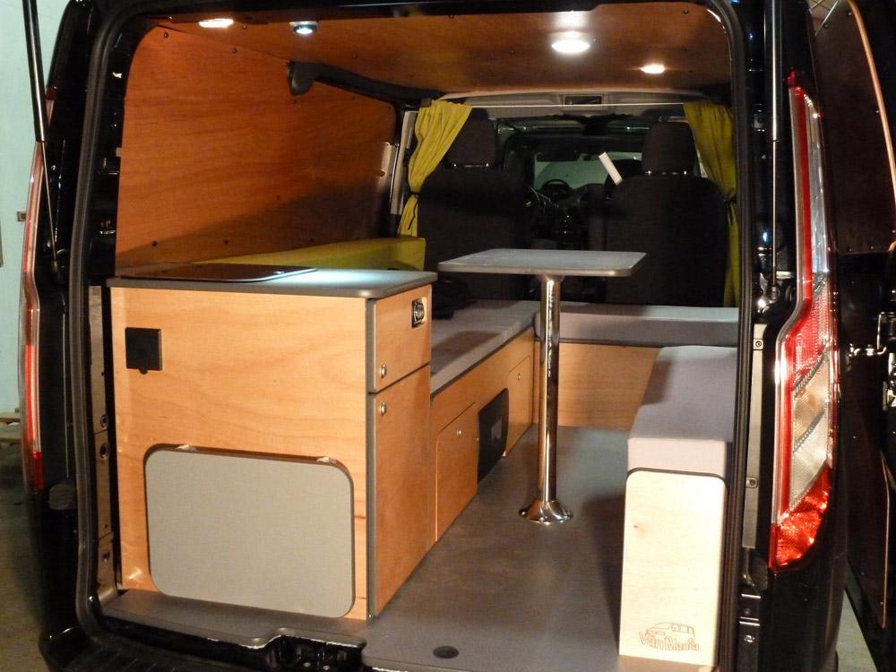 kit north sur ford custom van mania. Black Bedroom Furniture Sets. Home Design Ideas