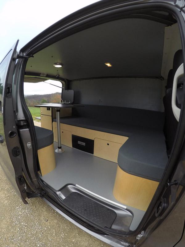 kit north sur trafic 3 van mania. Black Bedroom Furniture Sets. Home Design Ideas