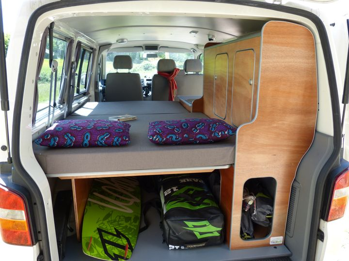 kit south sur vw t5 et t6 court van mania. Black Bedroom Furniture Sets. Home Design Ideas