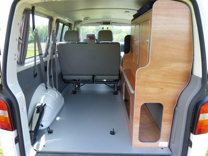 kit south sur vw t5 et t6 court van mania. Black Bedroom Furniture Sets. Home Design Ideas
