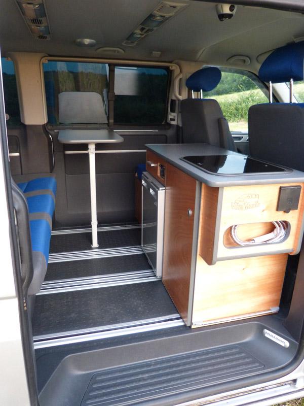 Souvent Kit West sur Multivan T5 et T6 - Van Mania ES95