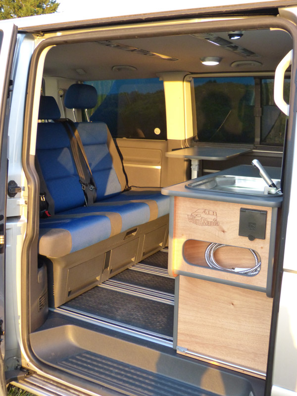 kit west sur multivan t5 et t6 van mania. Black Bedroom Furniture Sets. Home Design Ideas