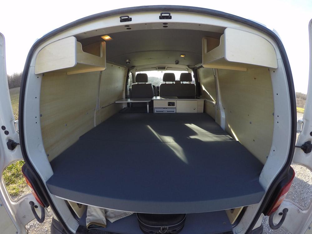 kit west sur vw t5 et t6 van mania. Black Bedroom Furniture Sets. Home Design Ideas