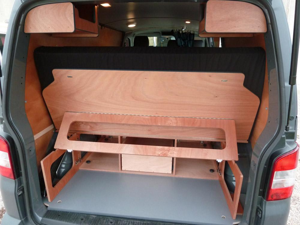 kit west sur vw t5 et t6 long van mania. Black Bedroom Furniture Sets. Home Design Ideas